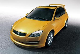 Kia Sport Concept #1