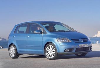 Volkswagen Golf Plus #1
