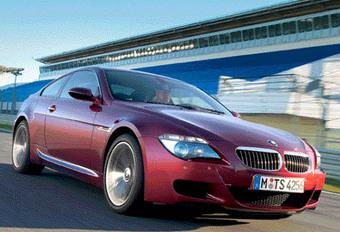 BMW M6 #1