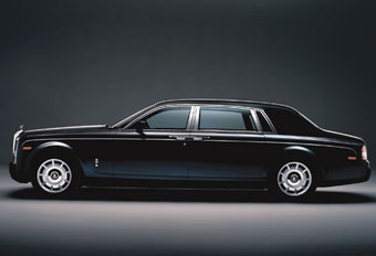 Rolls Royce Phantom LWB #1
