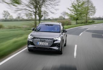 Audi Q4 40 e-tron: democratisering #1