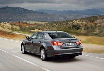 NIEUW STUKJE GROEN: Lexus presenteert GS 300h #1