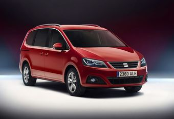 Seat Alhambra, comme le Sharan #1