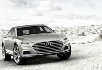 Audi Prologue Allroad Concept, 3e du lot #1