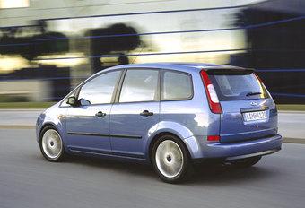 Ford Focus C-Max et Opel Meriva: #1