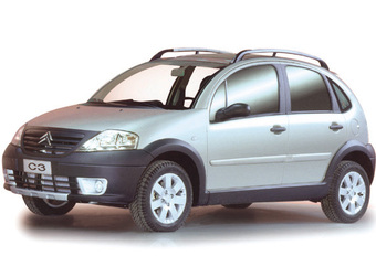 Citroën C3 X-TReme #1