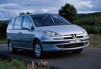 Peugeot 807 2.2 HDI #1