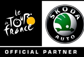 Skoda au Tour de France #1
