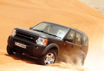 Land Rover Discovery 3 #1