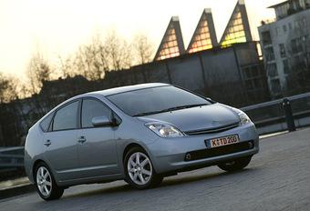 Toyota Prius: voiture de l'année #1
