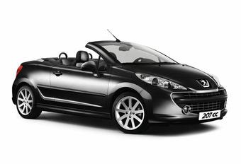 Peugeot 207 CC Roland Garros #1