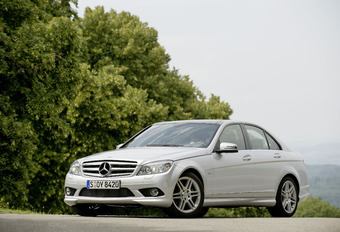 Mercedes C 250 CDI BlueEfficiency  #1