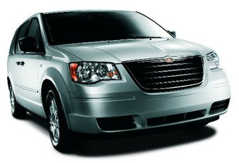 Chrysler Grand Voyager Crew Cab  #1