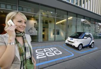Smart Car2Go #1