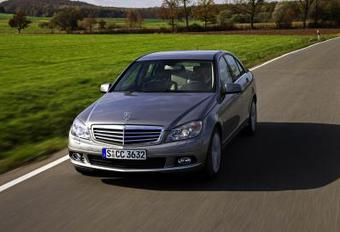 Mercedes C 350 CGI BlueEfficiency #1