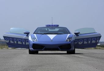 Lamborghini Gallardo LP560-4 Polizia #1