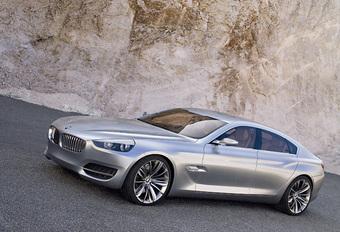 BMW CS abandonnée #1