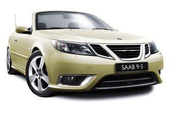 Saab 9-3 Cabriolet Special Edition #1