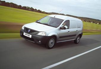 Dacia Logan van et pick-up   #1