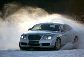 Bentley Power on Ice #1