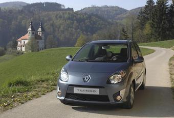 Renault Twingo avec Ecobonus #1