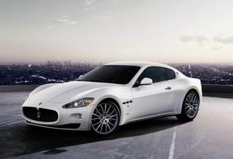 Maserati Granturismo S automatique #1