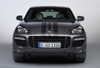 Porsche Cayenne GTS Design Edition 3 #1