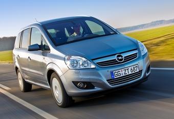 Opel Zafira 1.7 CDTI ecoFlex #1