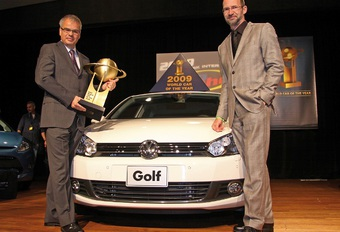 VW Golf is World Car of the Year #1
