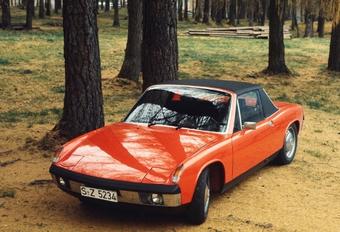 40 jaar VW-Porsche 914 #1
