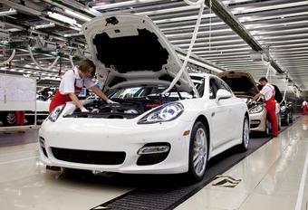 Visites rouvertes chez Porsche à Leipzig #1