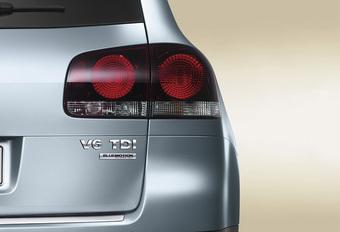 Volkswagen Touareg BlueMotion #1