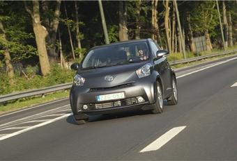 Toyota iQ 1.33 #1