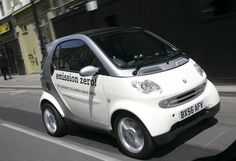 Smart électrique en vente au Royaume Uni #1