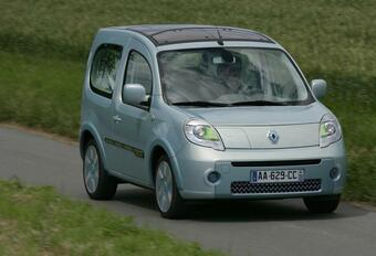 Renault Kangoo Be Bop  Z.E. #1