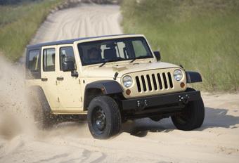 Jeep J8 Pro à Libramont  #1