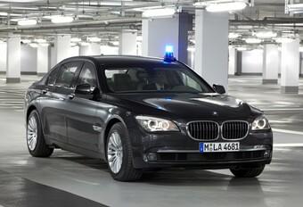 BMW Série 7 Haute sécurité  #1