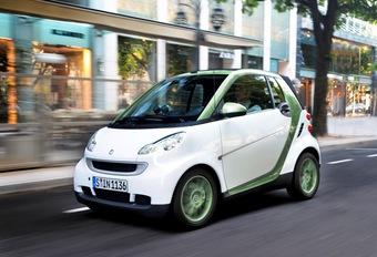 Smart électrique en production #1