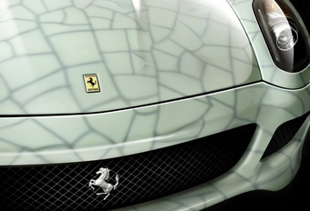 Ferrari 599 GTB Fiorano China one-off #1