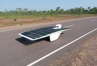 Opgave World Solar Challenge #1