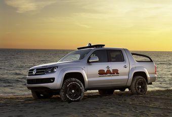 Volkswagen Amarok au Dakar #1