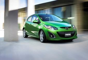 Mazda 2 pour un projet électrique  #1
