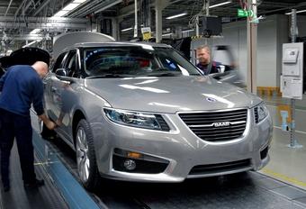 Saab relance la production de la 9-5 #1