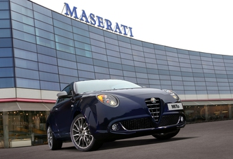 Alfa Romeo MiTo Maserati #1