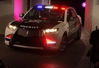 Diesel BMW pour la police US #1