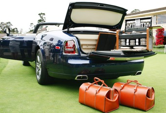 Rolls-Royce Pebble Beach 60th Anniversary #1