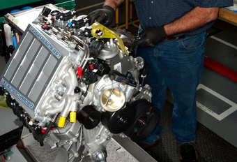 Corvette Engine Build Experience  #1