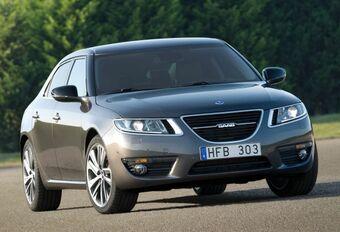 Nouveaux moteurs pour la Saab 9-5  #1