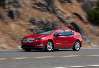 Chevrolet Volt Green Car of the Year #1