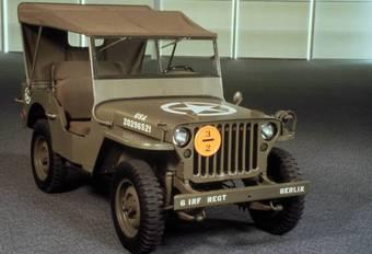 70 ans de Jeep #1